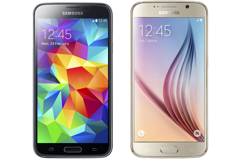 Samsung Galaxy S6 vs. Galaxy S5: Which is Better for Business?