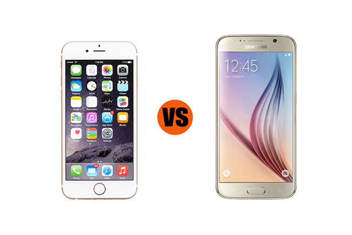 Samsung Galaxy S6 vs. iPhone 6: Which is Better for Business?