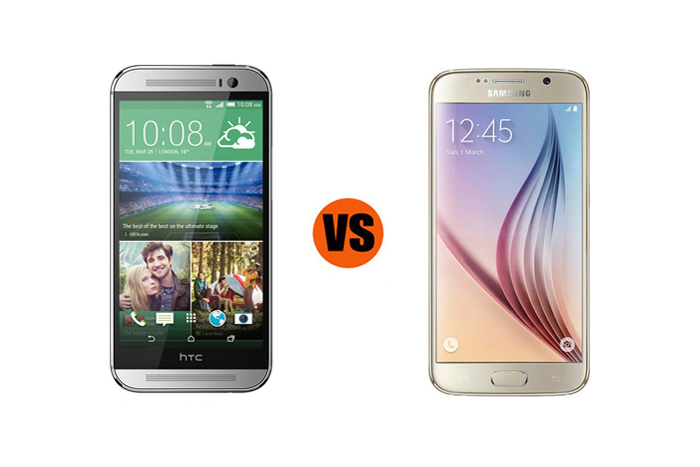HTC One M9 vs. Samsung Galaxy S6: Which Is Better for Business?