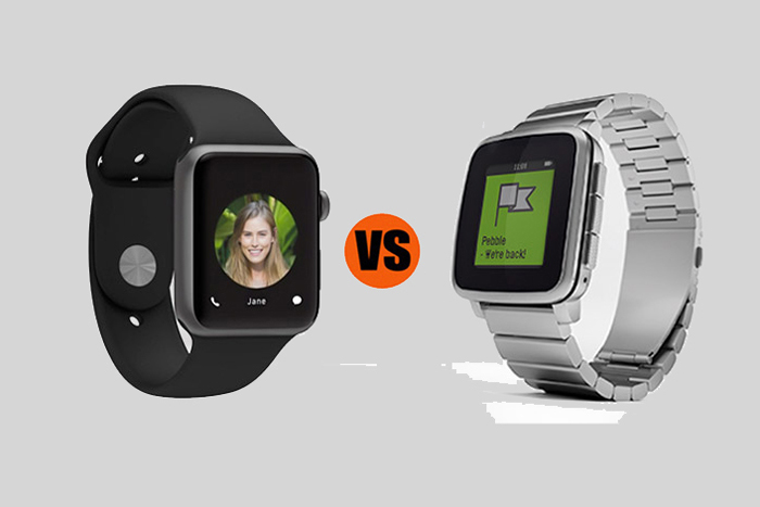 Apple Watch vs. Pebble Time: Which Is Better for Business?