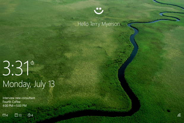 Windows 10 Ditches Passwords with 'Windows Hello'