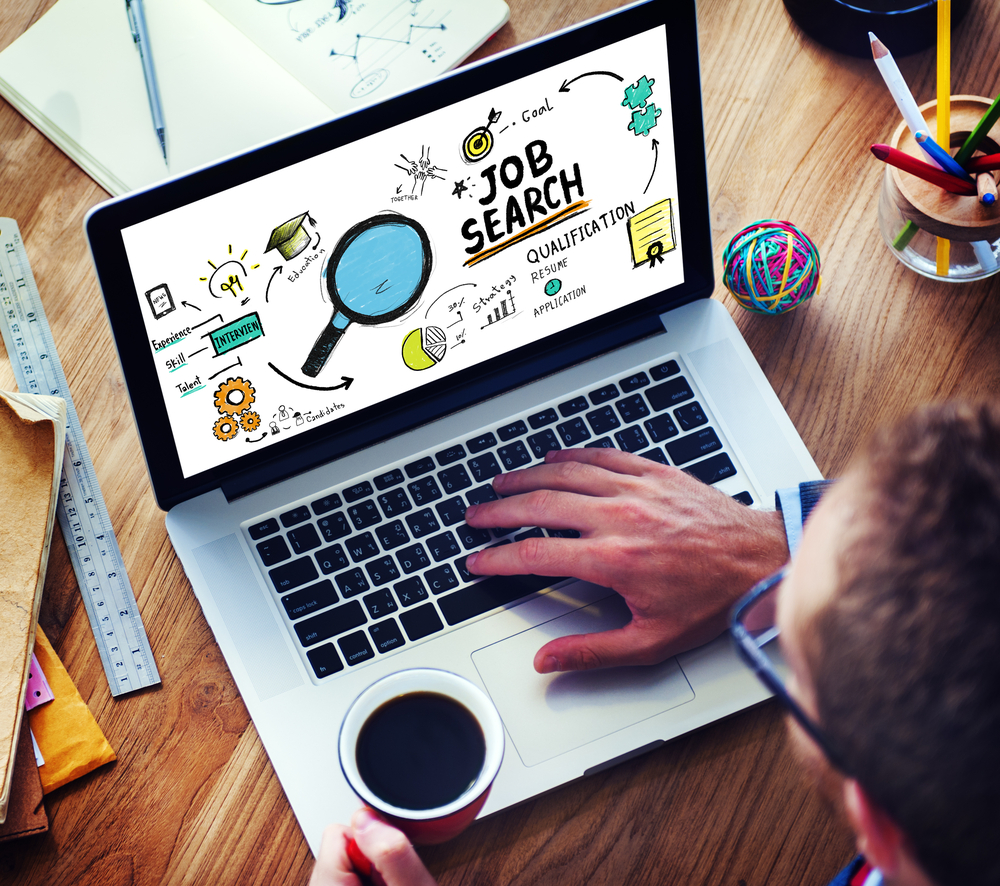 Online Job Search: What Successful Candidates Do