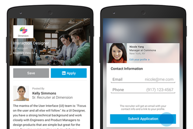 LinkedIn's Job Search App Now Available on Android