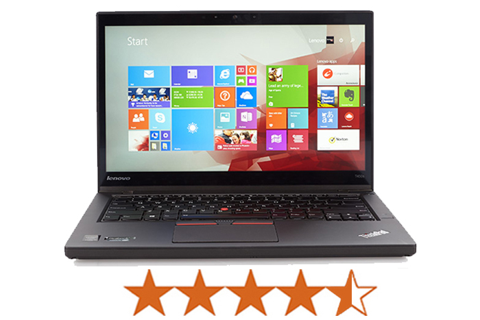 Lenovo ThinkPad T450s Review: Is It Good for Business?
