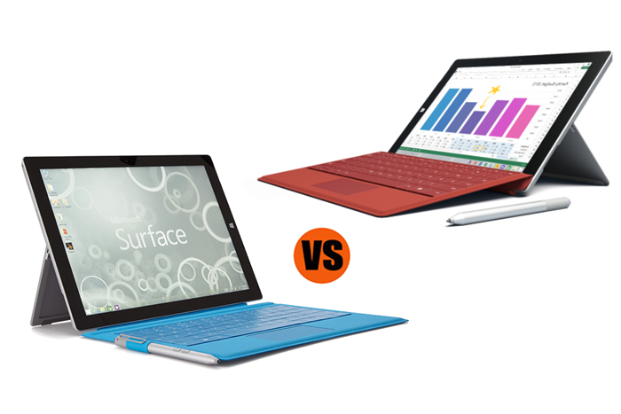 Microsoft Surface 3 vs. Surface Pro 3: Which is Better for Business?