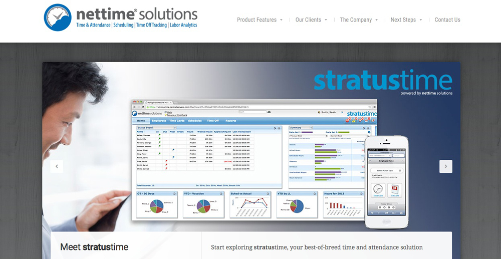 stratustime Review: Best Time and Attendance System for Small Businesses