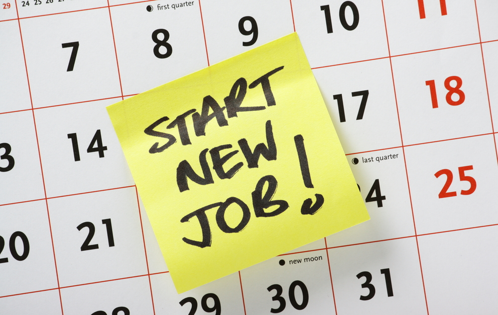Tips When Starting a New Job