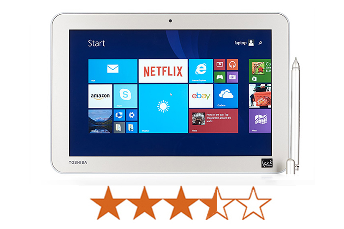 Toshiba Encore 2 Write Tablet Review: Is It Good for Business?