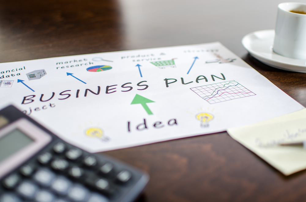 Key headings for a business plan