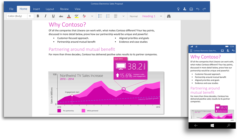 Microsoft Office 365 (2016): New Features for Business