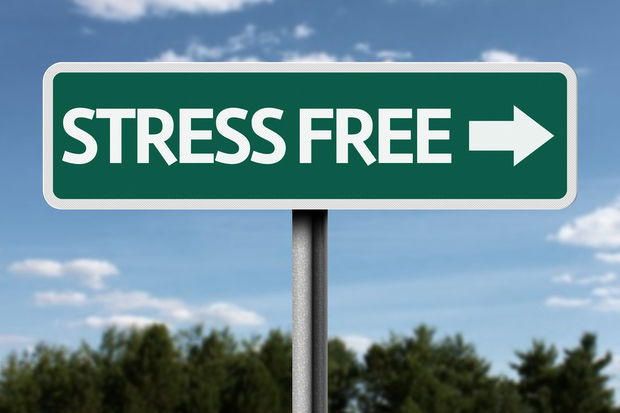 5 simple scientific ways to be less stressed at work - Comfortably luxury home offices ideas making working less stressful ...