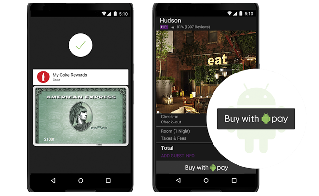 Android Pay Coming to Android Devices