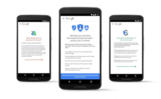 Google Launches Easy Way to Manage Online Security
