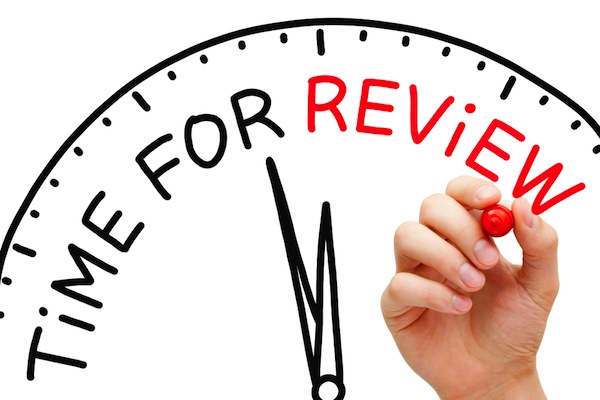 Time to Review Performance Reviews?