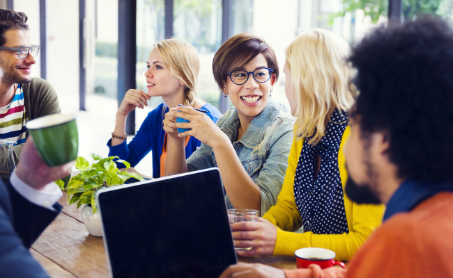 Trouble Fitting In? 8 Ways to Make Friends at Work