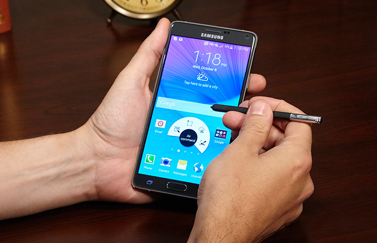 Samsung Galaxy Note 5: Top Features for Business