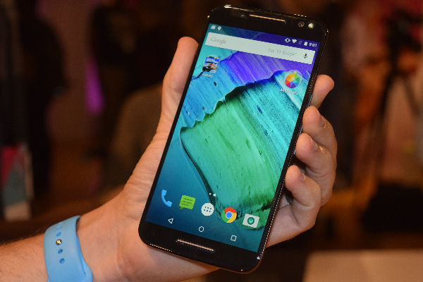 Motorola Moto X Style: Top Business Features