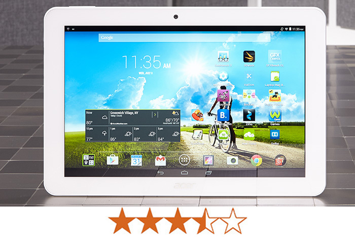 Acer Iconia Tab 10 A3 Review: Is It Good for Business?