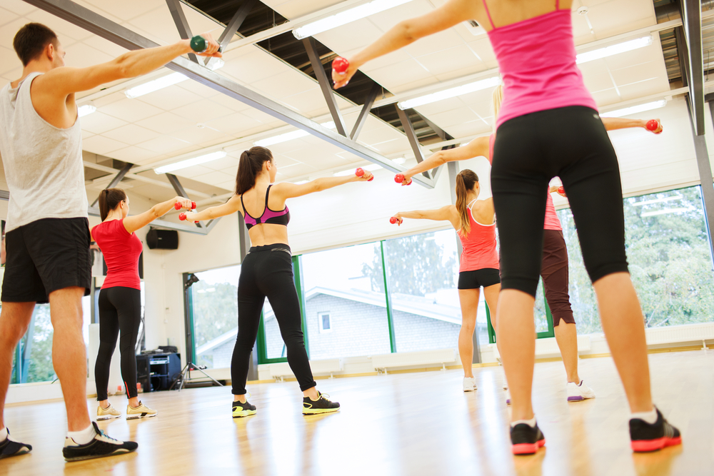 Health clubs for millennials