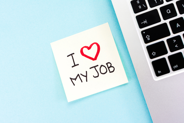 Don't Love Your Job Yet? You May Just Need More Time