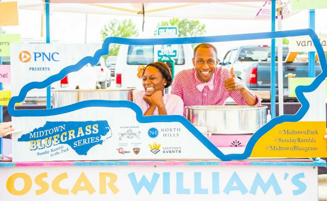 Small Business Snapshot: Oscar William Gourmet Cotton Candy