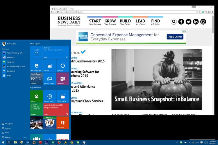 Top Windows 10 Apps for Business