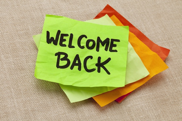 Welcome Back! Businesses Open Doors to Former Employees