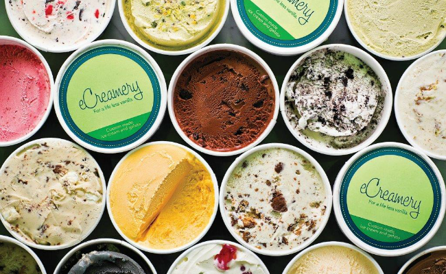 Small Business Snapshot: eCreamery