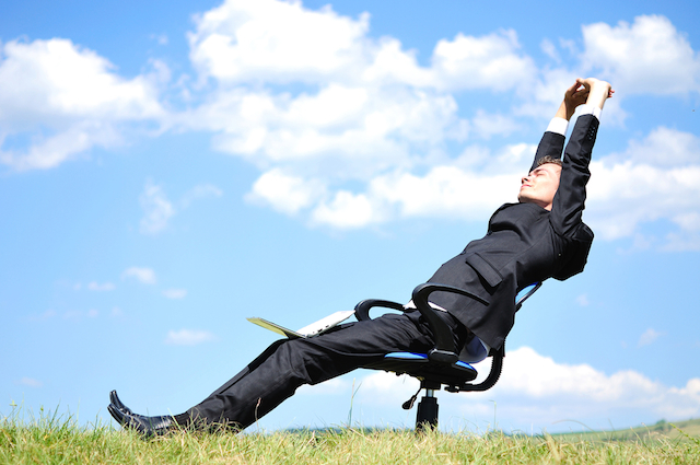 The Best Work Strategy? Take Breaks Early and Often