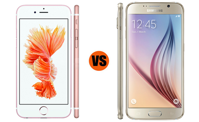 iPhone 6s vs Galaxy S6: Which Is Better for Business?
