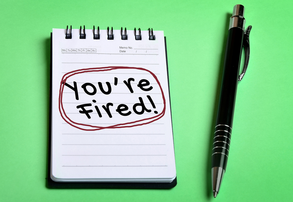 Got Fired? Here's What You Should Do Next