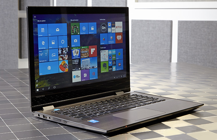 Toshiba Satellite Radius 14: Is It Good for Business?