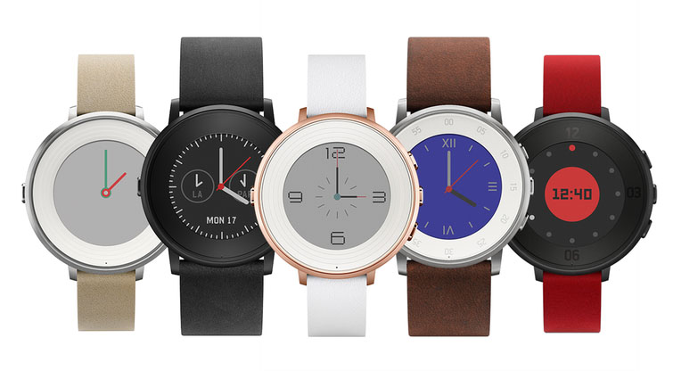 Pebble Time Round Smartwatch: Is It Good for Business?