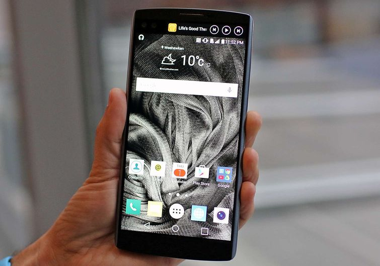 LG V10 Smartphone: Is It Good for Business?