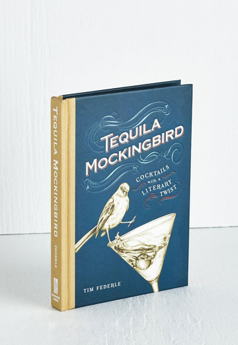 'Tequila Mockingbird' recipe book