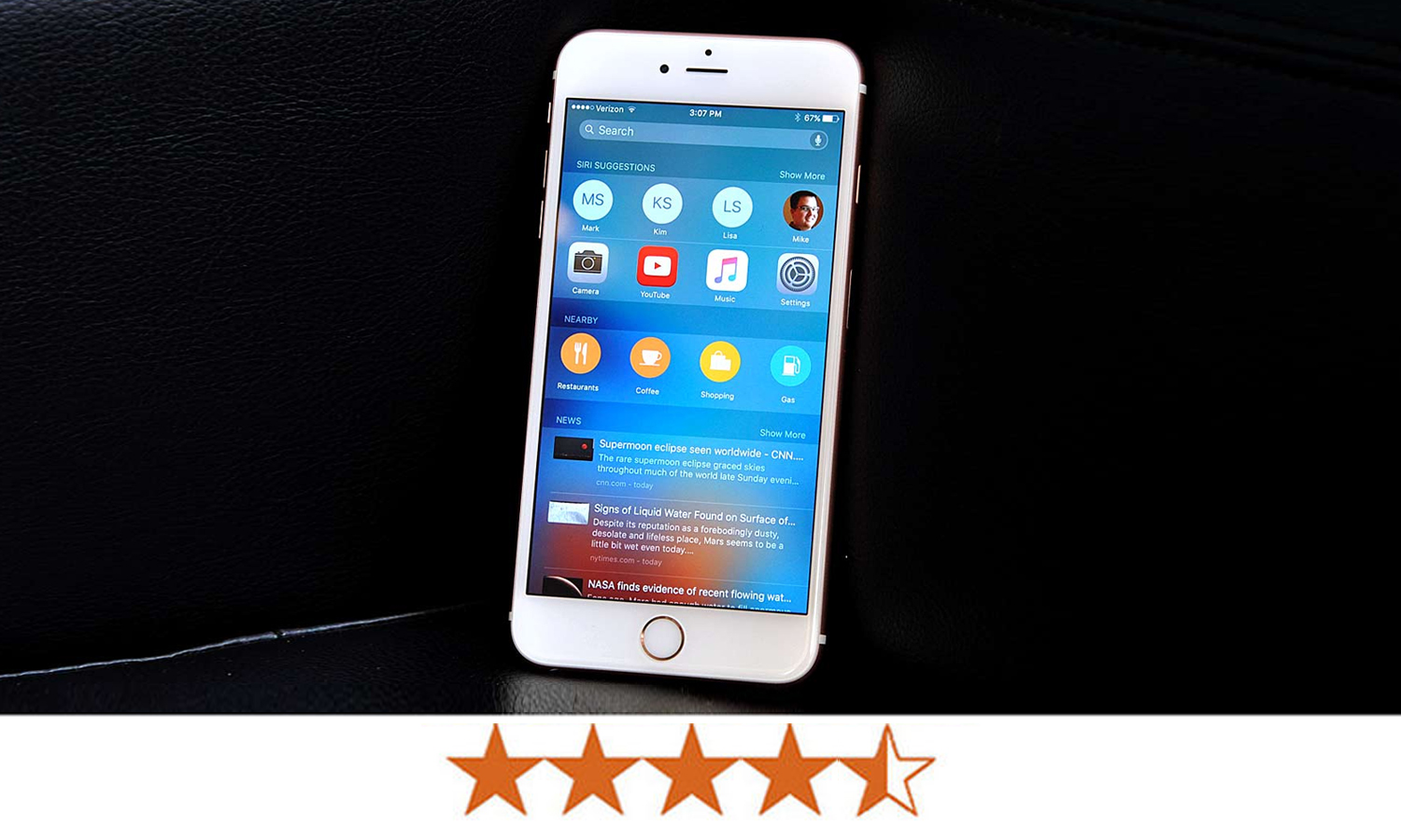 Apple iPhone 6s Review: Is It Good for Business?