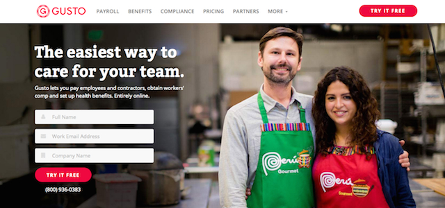 Gusto Review: The Best Payroll Service for Sole Proprietors or S Corp
