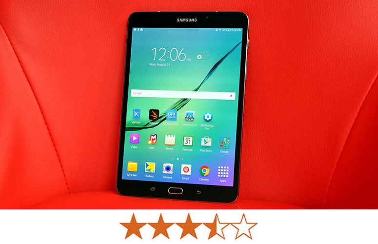 Samsung Galaxy Tab S2 (8-inch) Review: Is It Good for Business?