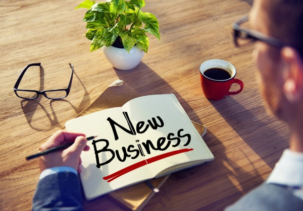 cool ways to promote new business online