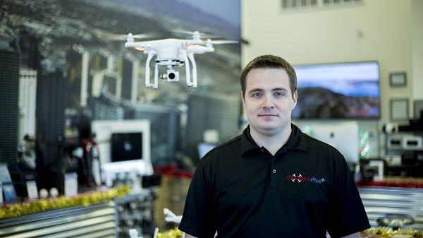 Behind the Business Plan: Drones Plus