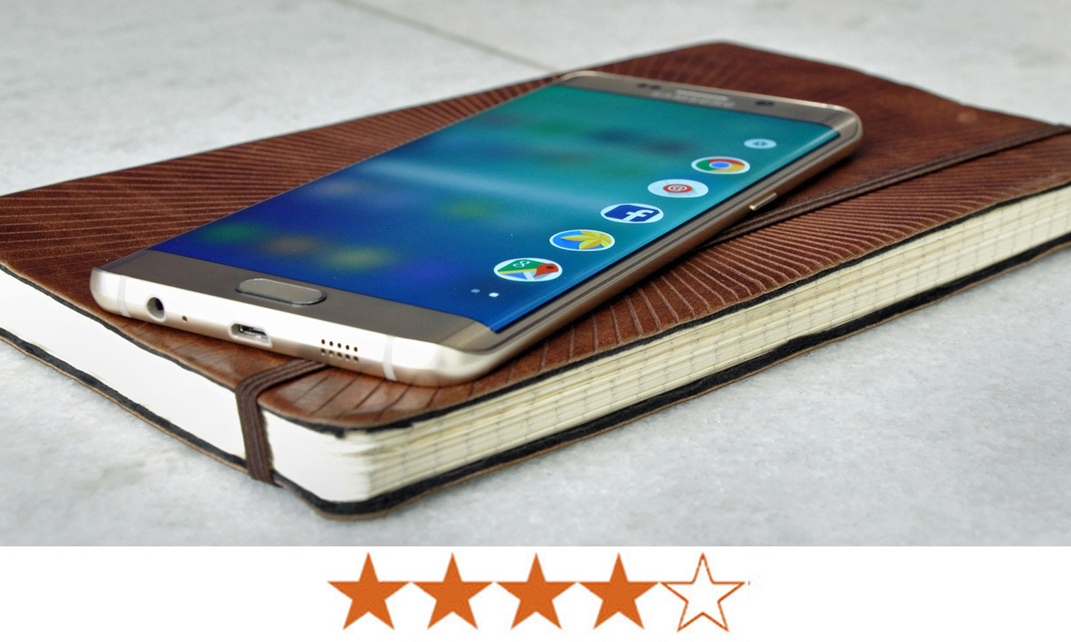 Samsung Galaxy S6 Edge Plus Review: Is It Good for Business?