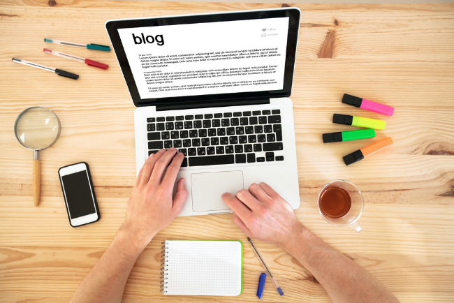 7 Ways to Jump-Start Your Company's Blog