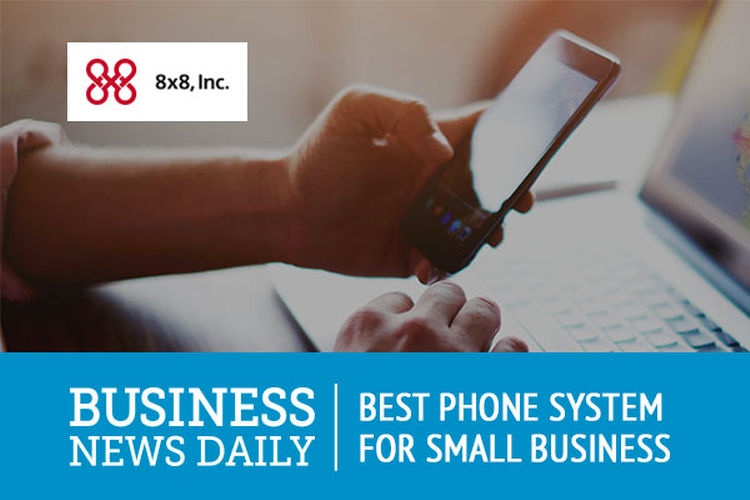 8x8 Review: Best Phone System for Small Businesses