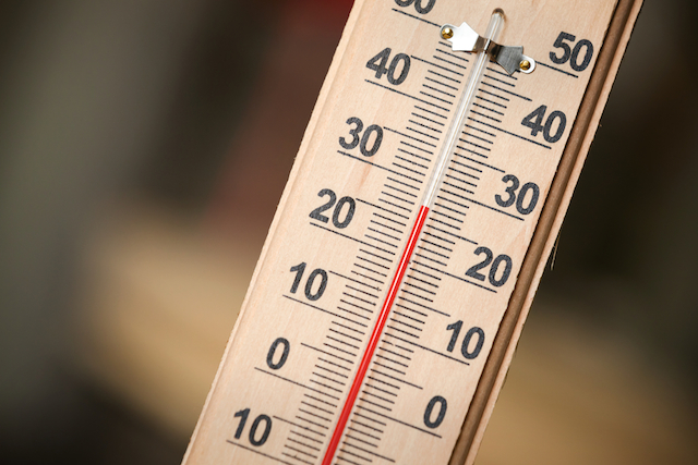 Heating Up: Office Temperature Gets Workers' Blood Boiling