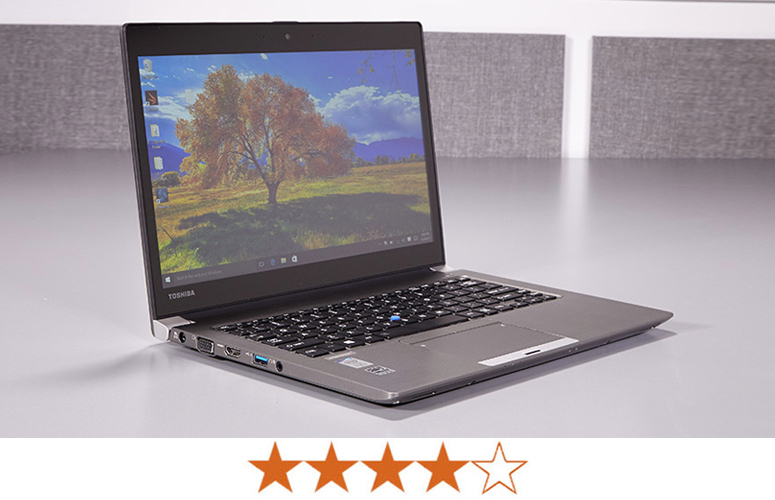 Toshiba Portege Z30t Laptop Review: Is It Good for Business?