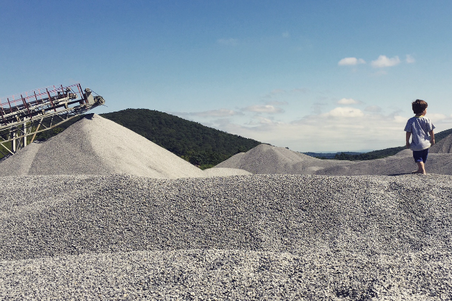 Small Business Snapshot: Callahan and Nannini Quarry