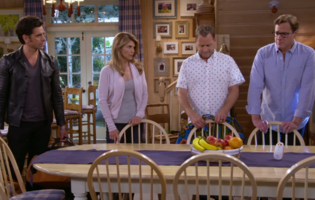 Have Mercy! 3 Work-Life Balance Tips from 'Full House'