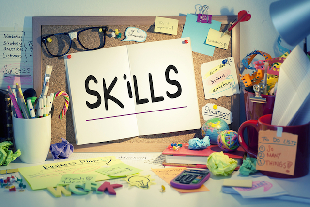 Do You Have What it Takes? The Most In-Demand Skills by Industry