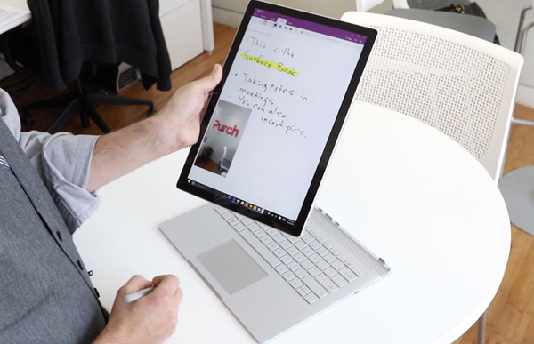 Microsoft Surface Book Review Is It Good For Business