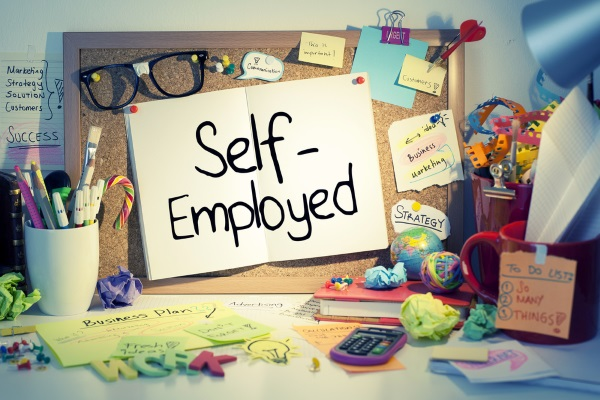 How To Become Self Employed Web Designer
